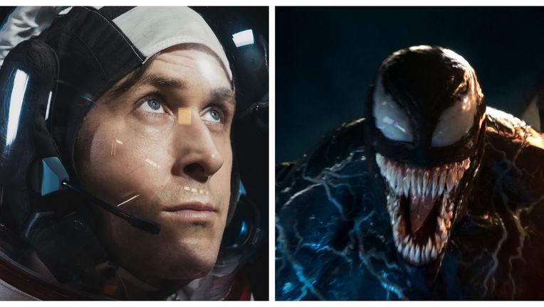 First Man Ryan Gosling Venom Marvel