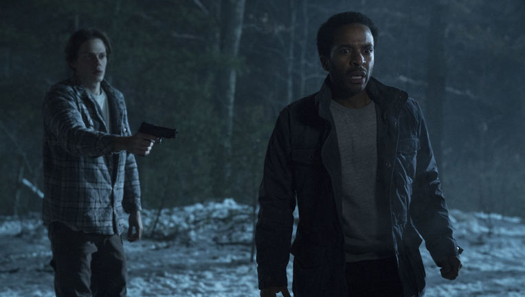 Castle Rock Andre Holland Bill Skarsgard