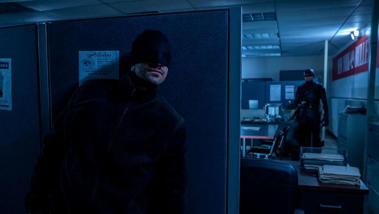 Daredevil Season 3 imposter