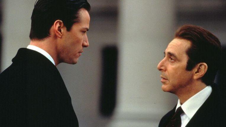 Devil's Advocate Keanu Reeves Al Pacino