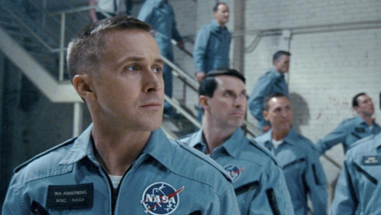 First Man Ryan Gosling