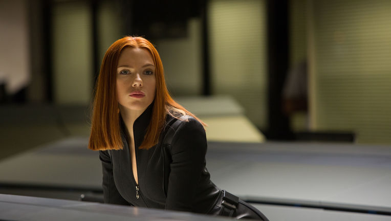Natasha Romanoff, Black Widow