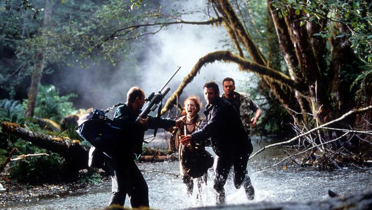 Jurassic Park: The Lost World