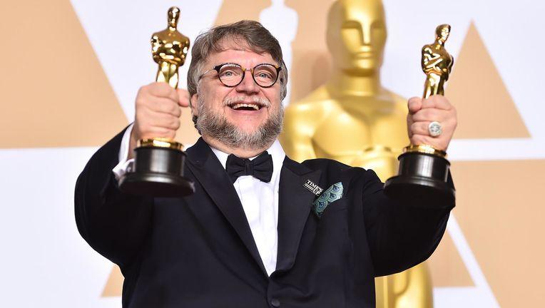 Guillermo del Toro, double Oscars
