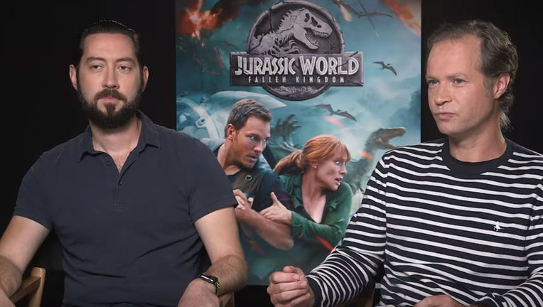 Jurassic World FX Artists Hero Image