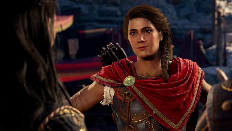 Assassin's Creed Odyssey - Kassandra