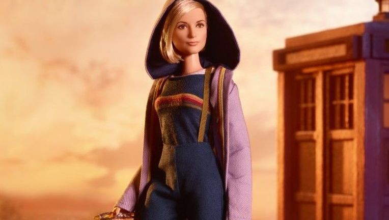 Barbie Doctor Who 13th Doctor