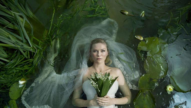 Melancholia-Kirsten-Dunst