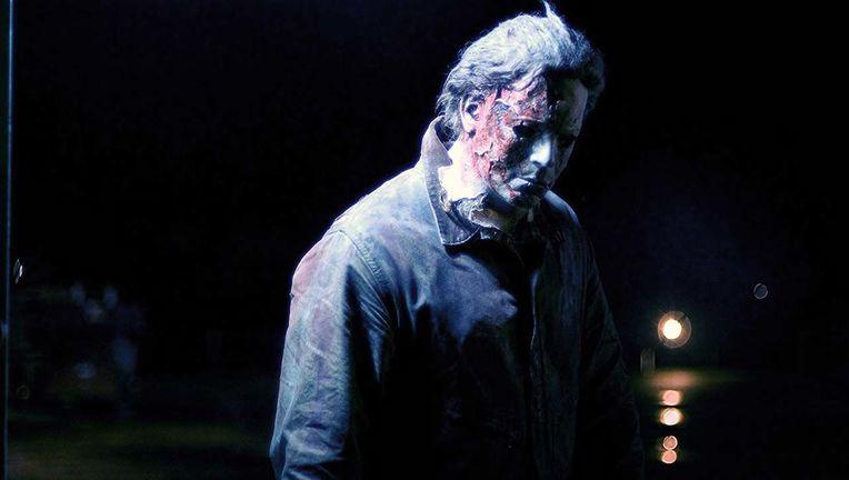 Michael Myers in Rob Zombie Halloween II hero