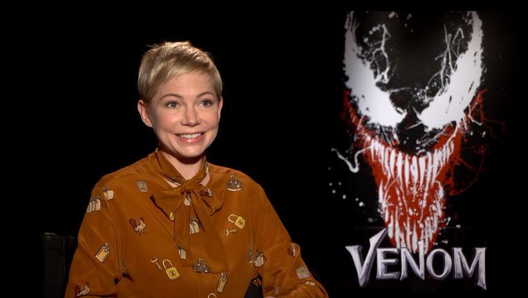 Michelle Williams Venom Hero