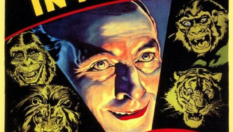 Murders in the Zoo (1933) poster