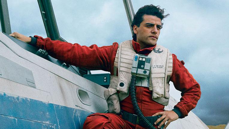 Poe Dameron Oscar Isaac Star Wars