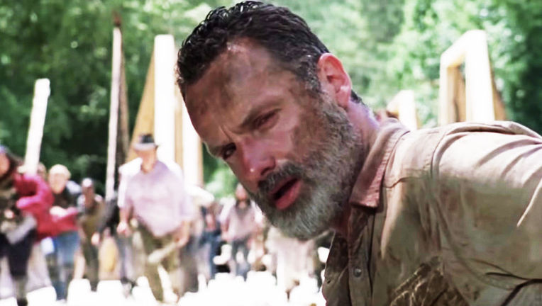 Rick Grimes The Walking Dead Season 9 trailer