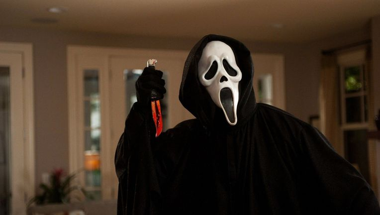 Scream's Billy Loomis and the horror of male power, violence