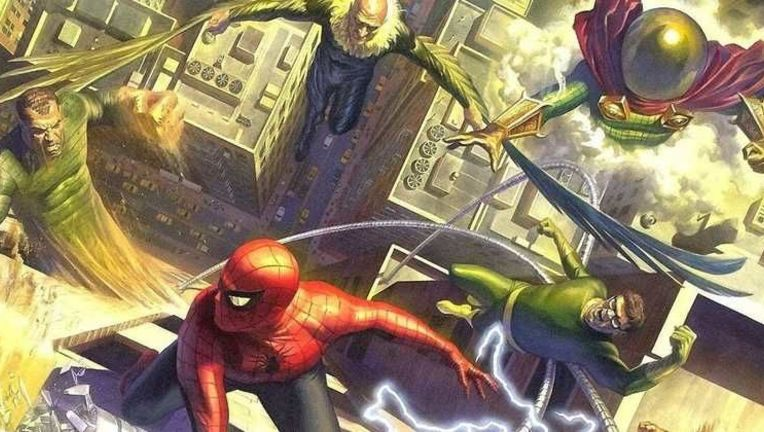 Sinister Six Spider-Man
