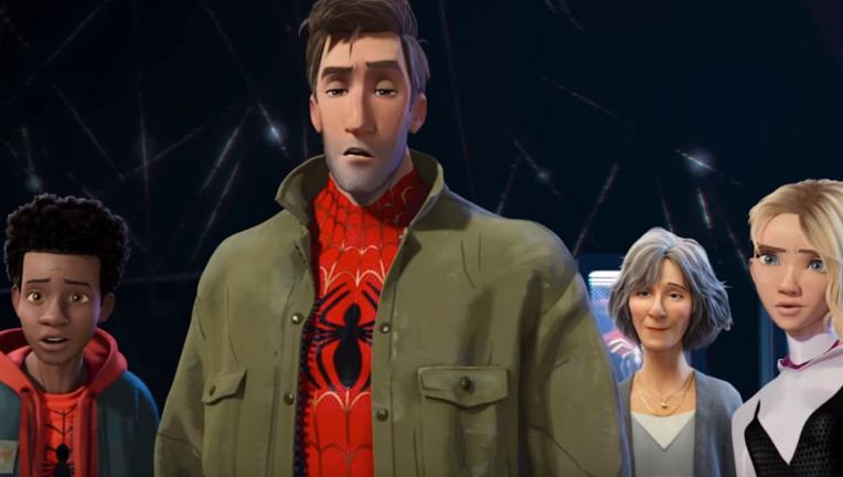 Spider Man Into the Spider Verse Advanced Suit