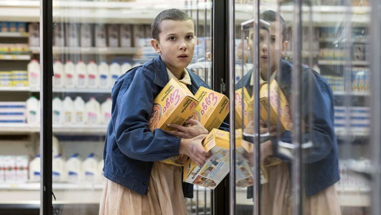 Stranger Things Eggo