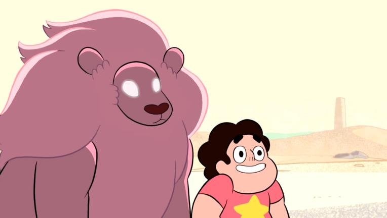stevenuniverse-lion