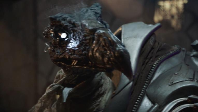 The Dark Crystal Age of Resistance