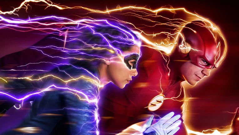 The Flash Hero Image