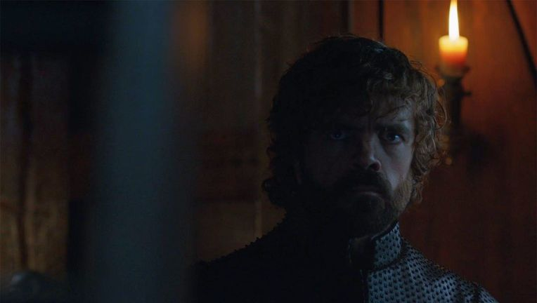 Tyrion Lannister The Dragon and the Wolf