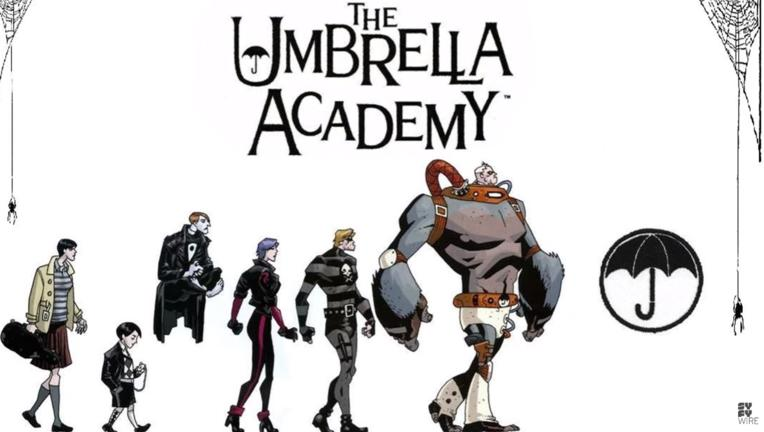 Gerard Way, Umbrella Academy, Young Animal