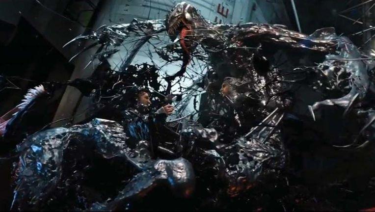 Venom symbiote madness hero