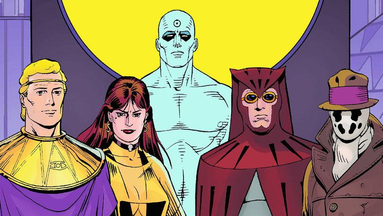 Watchmen Hero