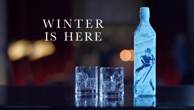 White Walker Whisky