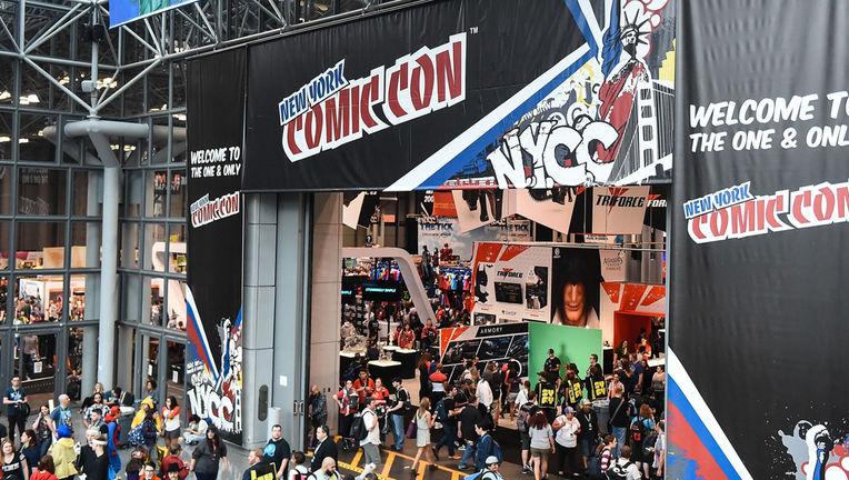 New York Comic Con 2017