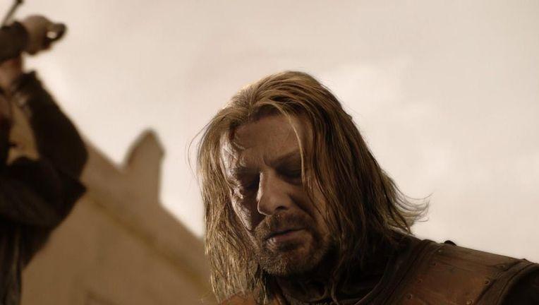 Ned Stark Dies in Game of Thrones