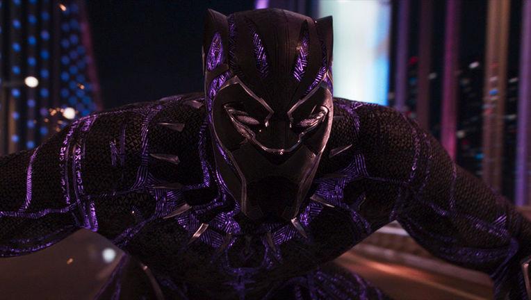 Black Panther, suit