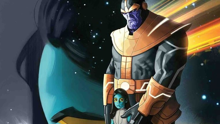 Thanos Issue 1