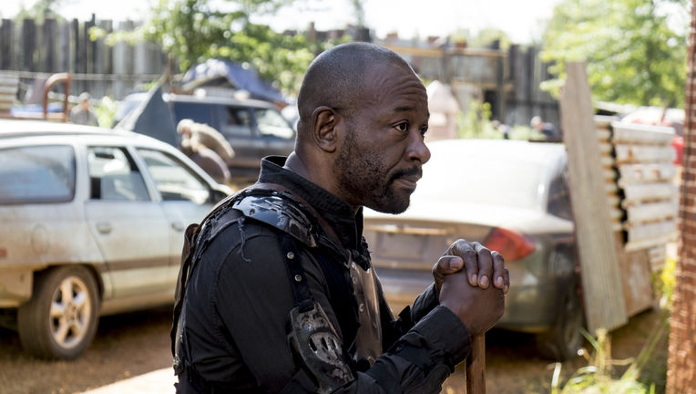 The Walking Dead episode 813 - Morgan