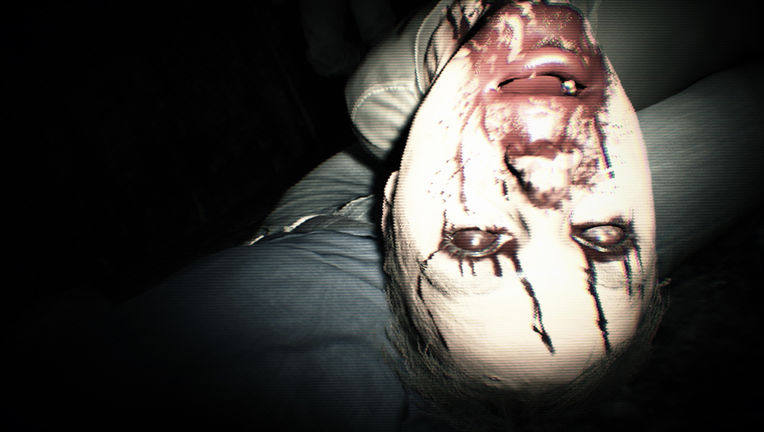 Resident Evil 7 screenshot.