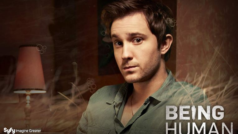 Being Human's Sam Huntington