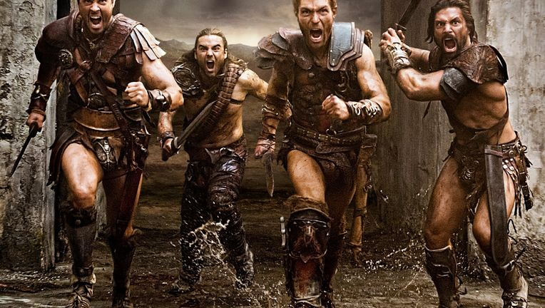 How Spartacus will continue—WITHOUT Spartacus! | SYFY WIRE