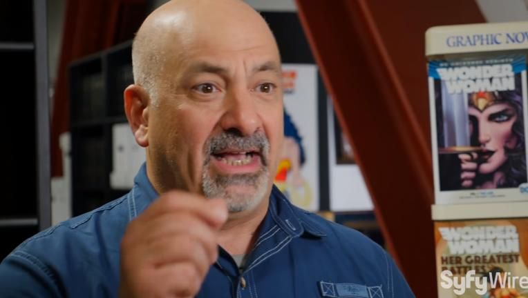 Dan Didio Doomsday Clock