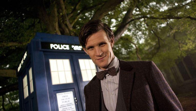 Doctor Who's Matt Smith