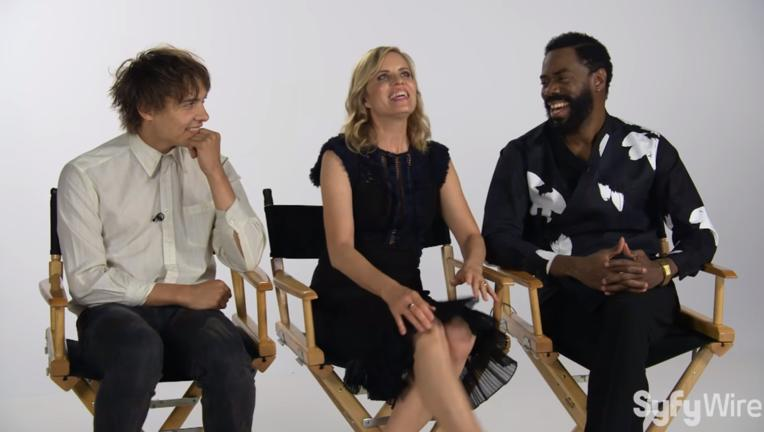 Frank Dillane, Kim Dickens, Colman Domingo, Fear The Walking Dead