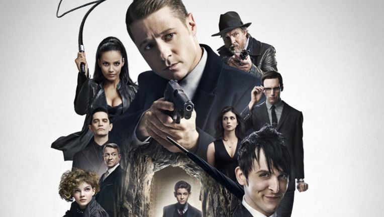 Gotham Season 2 cast