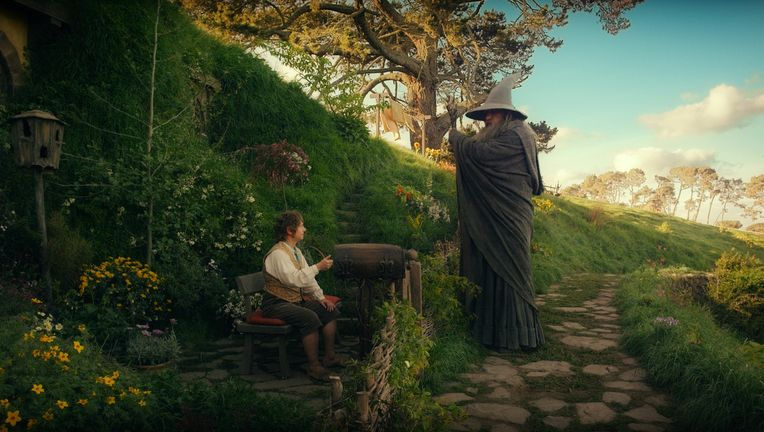 an analysis of the characters of gandalf and bilbo baggins in the book lord of the rings Watch video  a reluctant hobbit, bilbo baggins title: the hobbit: an unexpected journey (2012) 79 /10 want to share imdb's rating on your own site use the html below.
