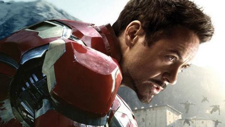 Avengers Age of Ultron - Iron Man