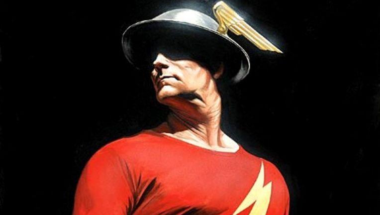 Jay Garrick, the Flash