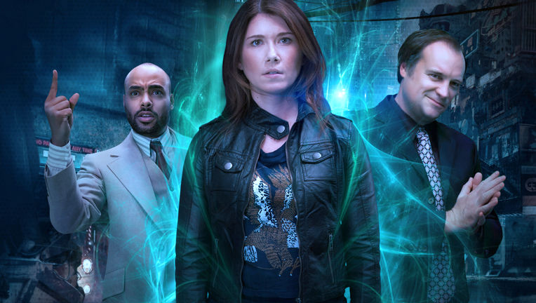 State of Syn with Jewel Staite and David Hewlett