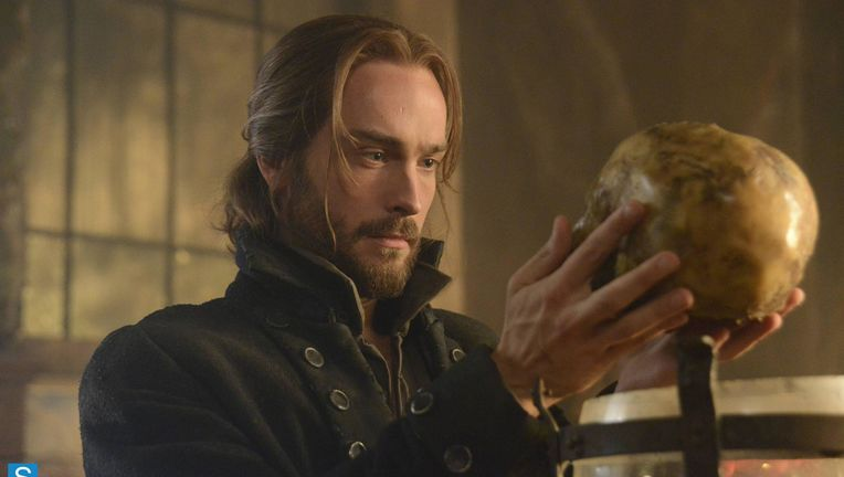 Sleepy Hollow with Tom Mison