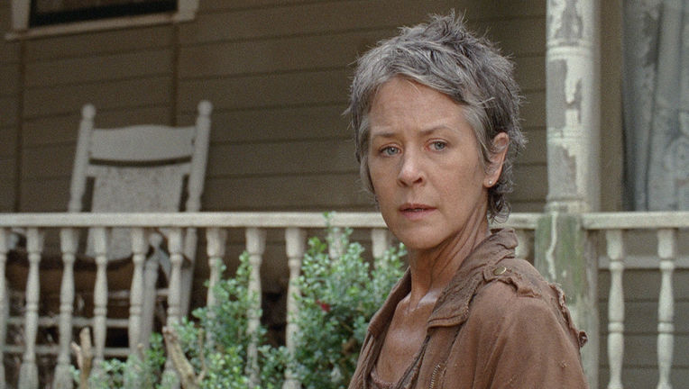 The Walking Dead - Melissa McBride as Carol