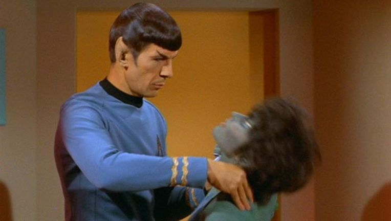 How to do a vulcan nerve pinch