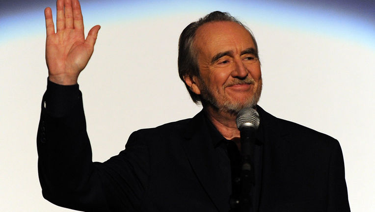 Horror icon and director Wes Craven