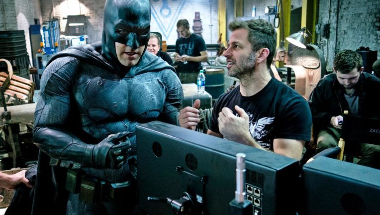 Zack Snyder - Batman v Superman: Dawn of Justice